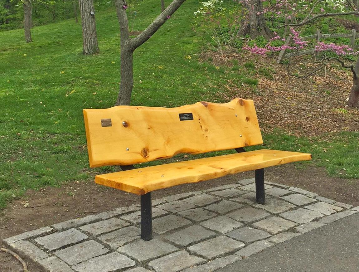 Commemorative Bench Program