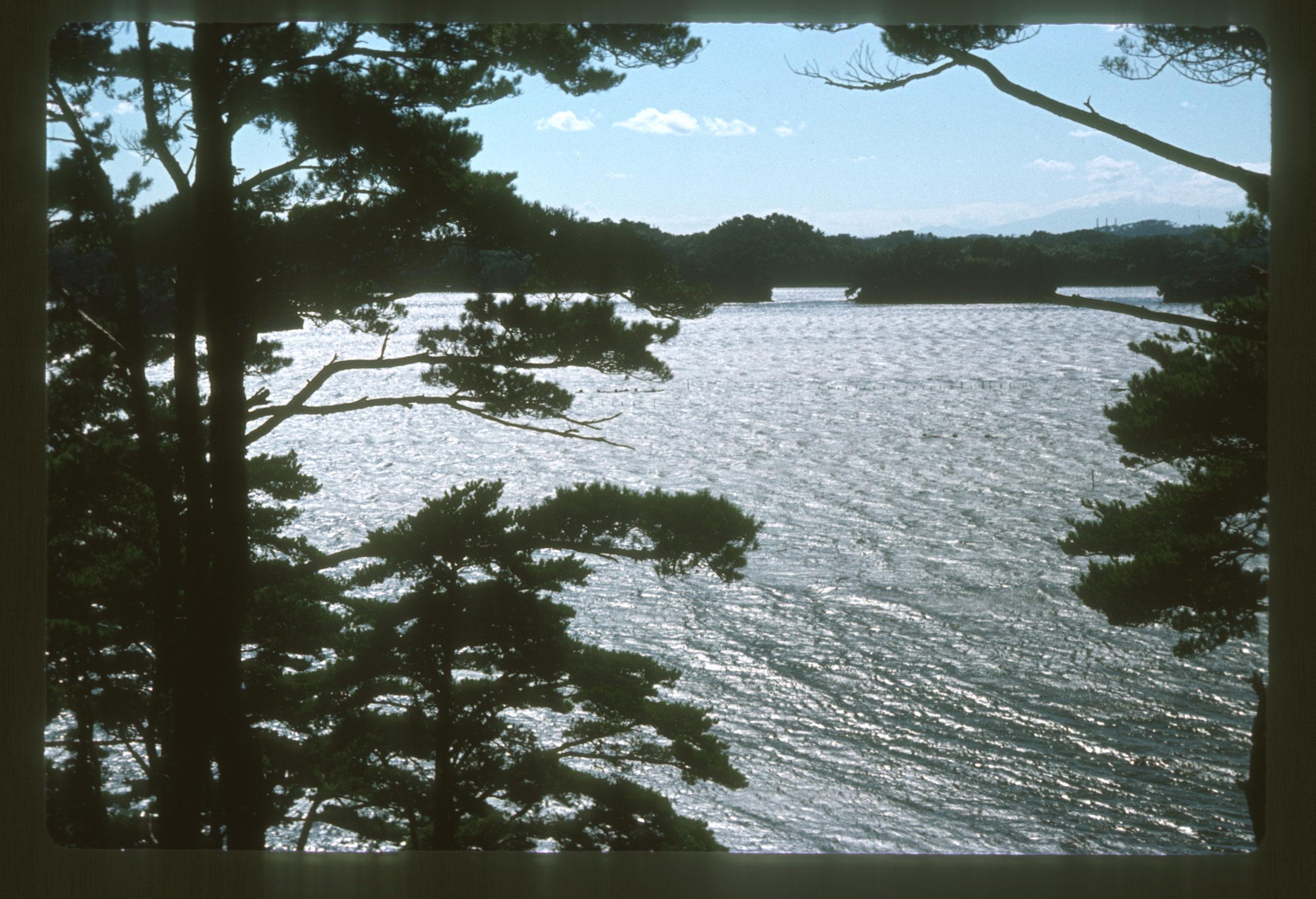 Miyato Island near Matsushima, Miyagi Prefecture, Japan..
