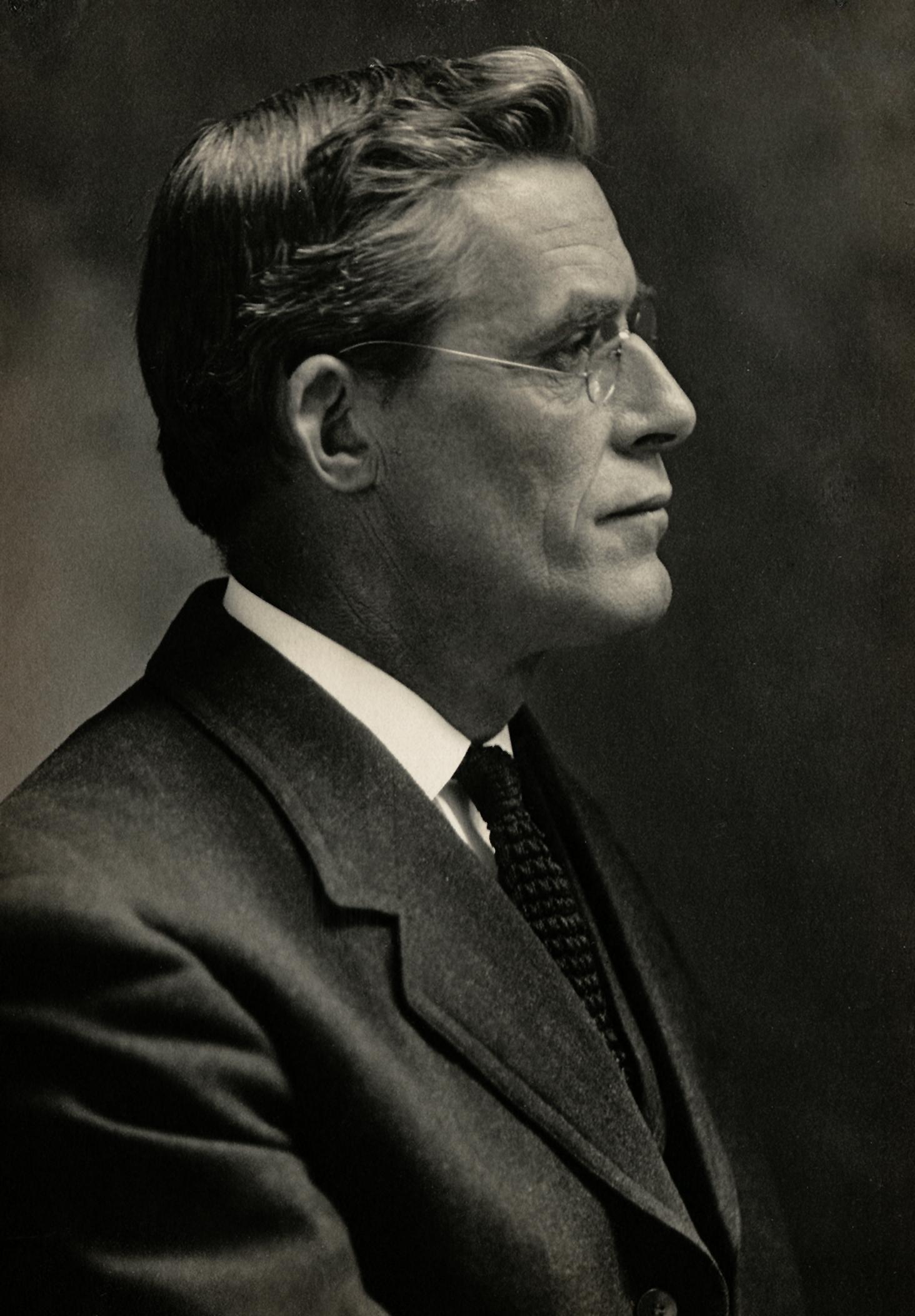 John George Jack, ca. 1904.
