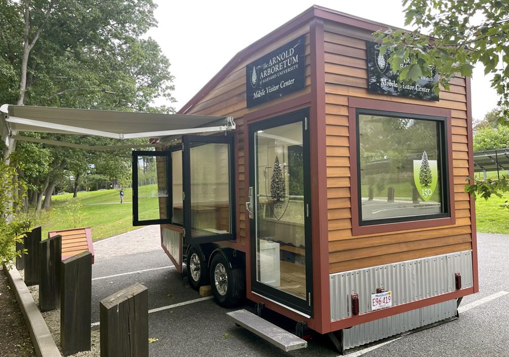 Mobile Visitor Center
